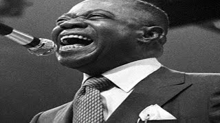 Louis Armstrong - What a Wonderful World (Sudden earrape edition)