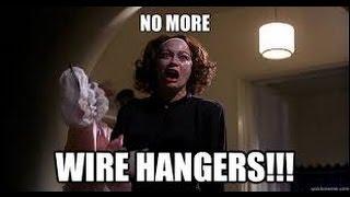 "The Mandela Effect Saturday Night Live Recalls ""No more Wire Hangers Ever"""
