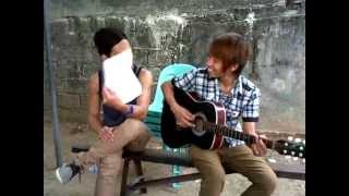 Dance with my father (tagalog version accoustic).