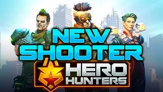 Hero Hunters - Team Based Shooter!