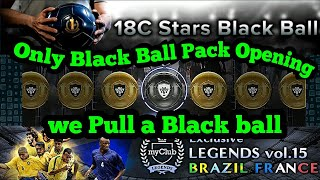 ONLY BLACK BALL | FUTURE BLACK BALL | PULLED IN PES 18 MOBILE