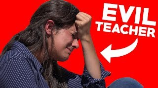 r/Prorevenge - Student DESTROYS Evil Teacher!