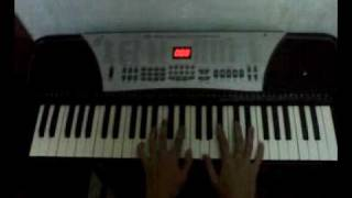 rockstar - parting time piano intro