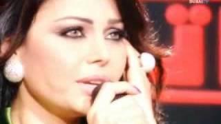 "Haifa Wehbe sings solo ""Khayna"" (Traitor)  هيفاء وهبي - خاينة"
