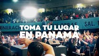 Toma Tu Lugar En Panamá | Sábado 15 de agosto de 2015