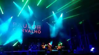 Lisboa menina e moça - Paulo de Carvalho - FSM - Viseu - 02.09.2017