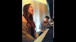 Almost Is Never Enough Ariana Grande Cover by Daechelle & Kevin Burroughs