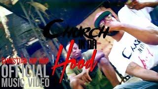 "NEW Christian Rap - M3 ""Church In da Hood"" - Intro(@M3_iam_me @ChristianRapz)"