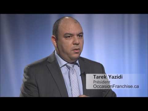 Les étapes d'achat d'une franchise. Tarek Yazidi Occasion Franchise Québec