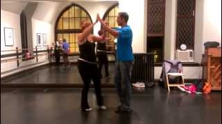 Salsa Y Control - Level 2 - Salsa Routine 02