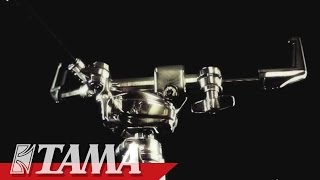 TAMA'S NEW HS100W STAR HARDWARE SNARE STAND
