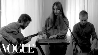 Highasakite – Since Last Wednesday (Live on Vogue)