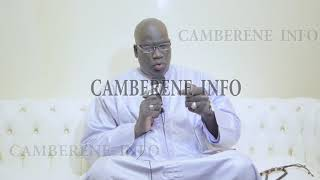 Mame Abdoulaye Kebe remercie le president de la republique son excelence Mr Macky Sall width=