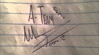 Mike Posner - The A Team (Remix)