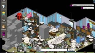 La Présentation des saccageurs sur cola hotel .