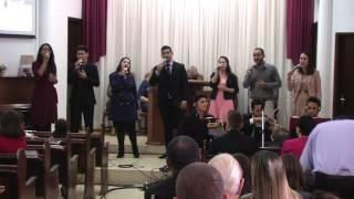 Grupo Entre Vozes (Limeira-SP) Música Vê. Nova Itália - Limeira -SP