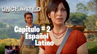 UNCHARTED: The Lost Legacy | Capitulo #2| PS4