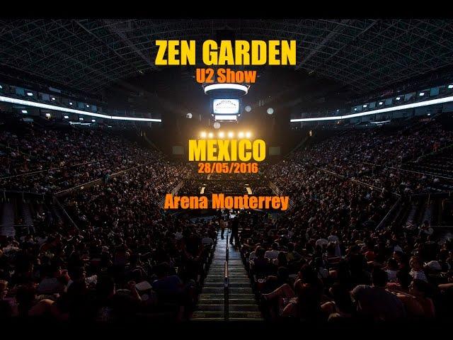 """Zen Garden / 10-MIN.TRAILER from """"GO MEXICO""""! / Arena Monterrey, MEXICO"""