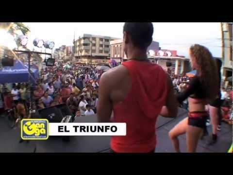 BTL Ecuador evento El Triunfo, Agosto 2012