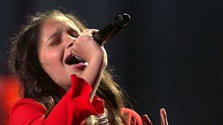 Katarina - 'New York' | Finale | The Voice Kids | VTM