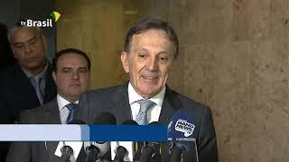 Novo ministro-chefe da Secretaria-Geral da Presidência e novo presidente dos Correios