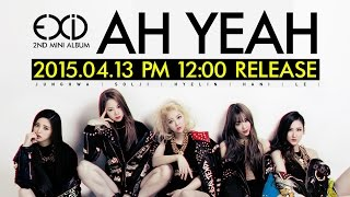 [EXID(이엑스아이디)] 2ND MINI ALBUM [AH YEAH] Album Preview