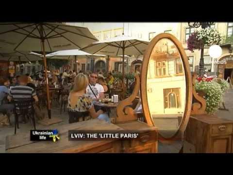 Lviv, the 'Little Paris' Львов, маленький Париж (www.ukrainetur.com)