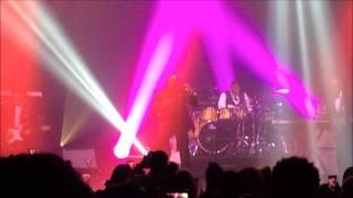 Joe Thomas - Live in Paris ( medley Hello from Adele , stutter ...)