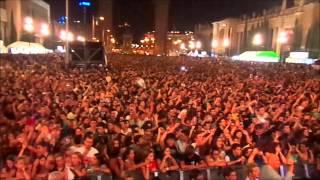 Adelen - Festes Mercè Barcelona 2013 - Baila Conmigo