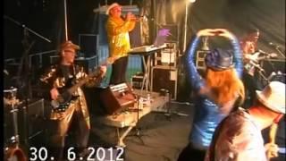 Revolvers Mahoue : C'est l'heure de l'apéro ! , Live Bordées 2012