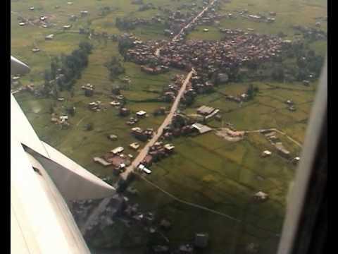Landing op Kathmandu