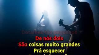Roberto Carlos -  Detalhes - Karaoke
