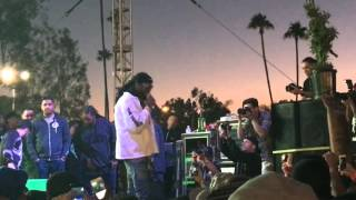 El Chapo Jr 2 Chainz live at Cannabis Cup 2016
