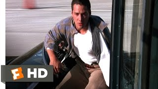 Speed (1/5) Movie CLIP - Boarding the Bus (1994) HD