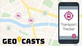 Transport Tracker Solution for Google Maps - Geocasts