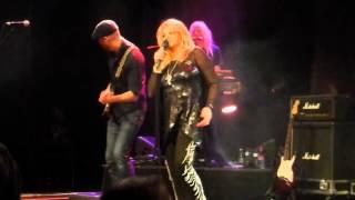 Bonnie Tyler - It's A Heartache (live Théâtre Palace Biel/Bienne 28/11/15)