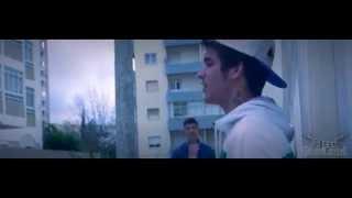 B-High & Uzzy - 'Força De Vontade' [Videoclip Oficial]