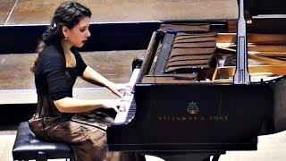 RACHMANINOV Moment musical No 4 (Piano live) by world-class concert pianist Stephanie ELBAZ