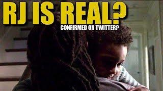 The Walking Dead Season 9 Rick Junior News - RJ Confirmed On The Walking Dead Twitter Page?