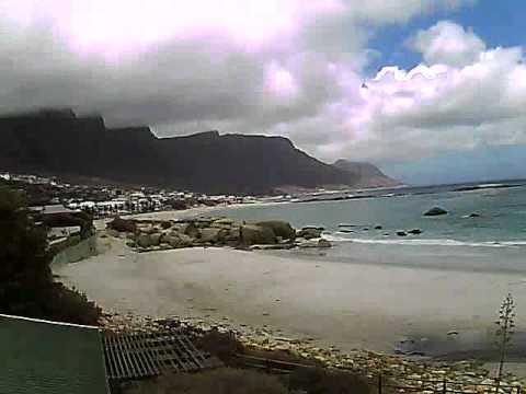 Timelapse Video – Glen Beach & Camps Bay – 24/12/2010
