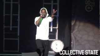 "Kendrick Lamar Performs ""Bitch, Don't Kill My Vibe"" at Paid Dues 2013 HD 