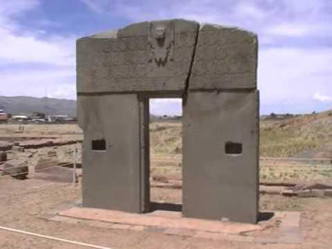 Viaje por Sudamerica di Giacomo Sanesi. Tiwanaco (BOL). 01621 – sito archeologico 3