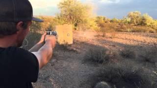 Canik Shark-FC 9mm vs. Road Flare