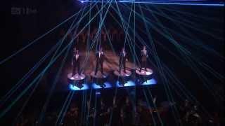 Il Divo Dov'é L'amore - Classical Brits Awards 2011