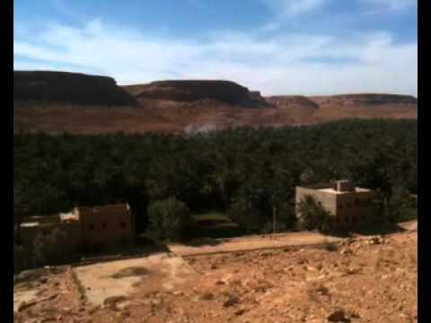 Oasis Arfoud, Morocco