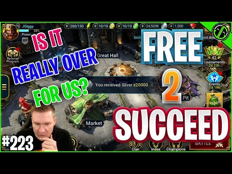 I Missed One Day, Can I Still Finish The Fusion?? | Free 2 Succeed - EPISODE 223