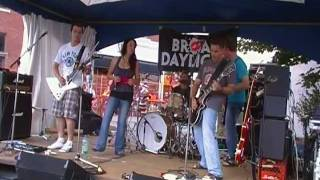 Say What You Will - Broad Daylight - Fastway Cover