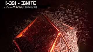 K-391 - Ignite (feat. Alan Walker) [Instrumental]