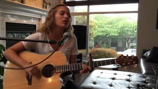 Give me Love | Ed Sheeran Cover | Savannah Miller