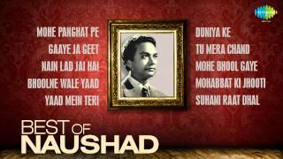 Best Songs Of Naushad - Indian Music Director - Old Hindi Songs width=